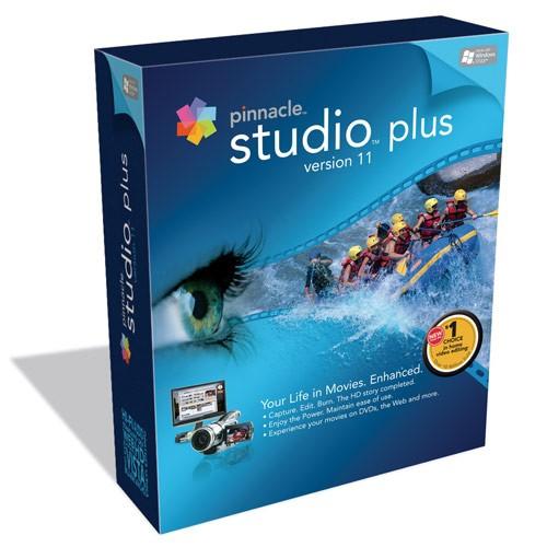 Скачать бесплатно Pinnacle Studio Plus Version 11. скачать новую музыку. ск